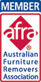 Australian Furniture Removers Association Tag