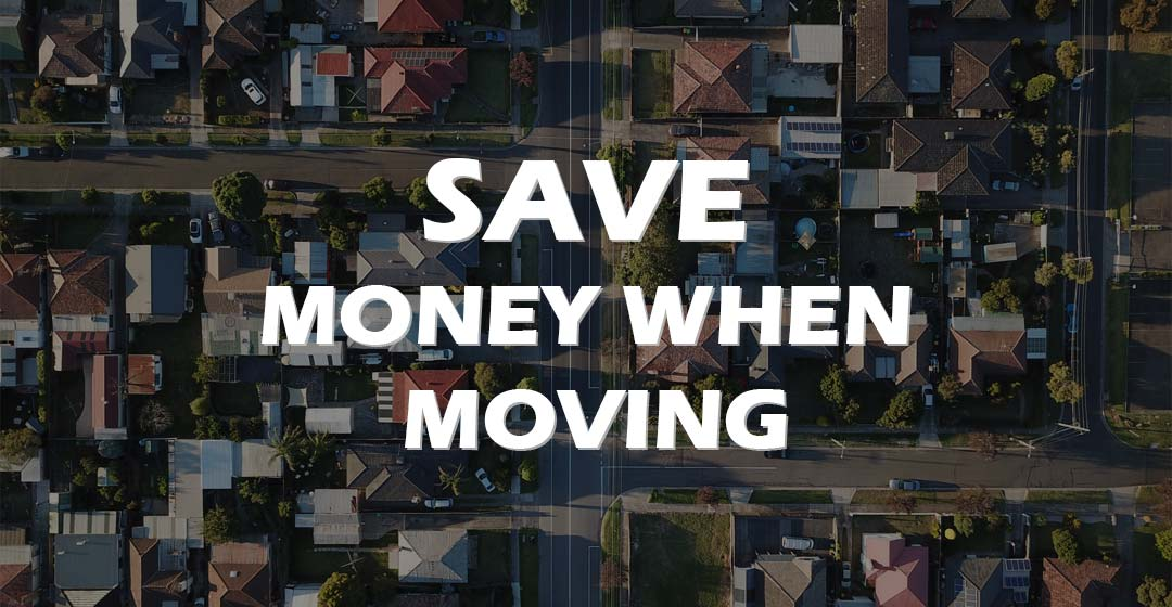 Save Money When Using A Removals Company